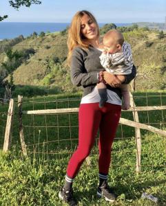 Esther con Maore